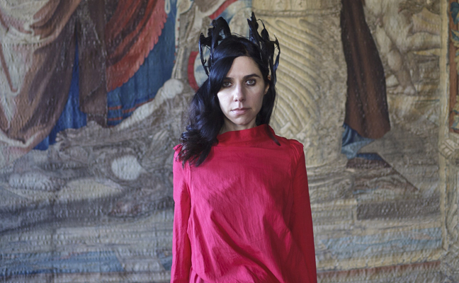 PJ Harvey, radio review