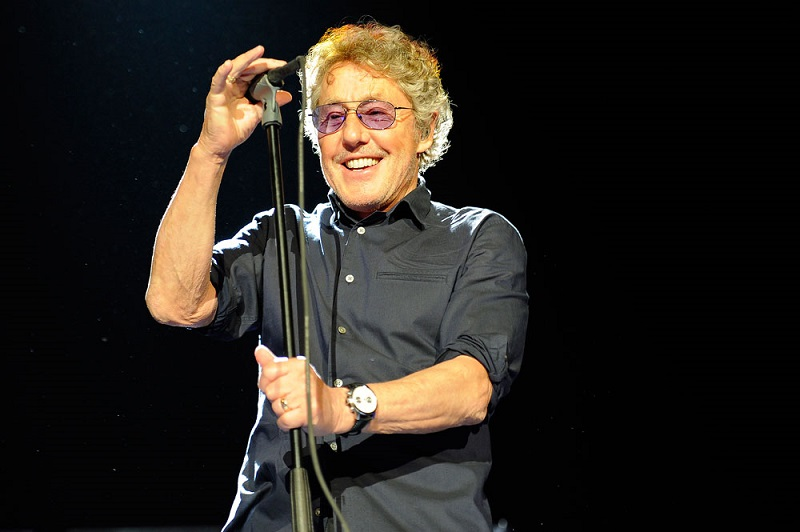 Roger Daltrey the who brexit tour europei